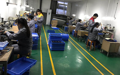 Factory Tour - Changsha Chanmy Cosmetics Co , Ltd