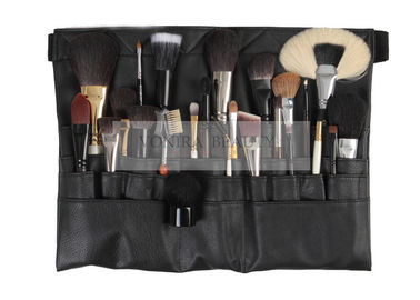 China Professional Artist Makeup Brush Collection Set With Brush Belt supplier