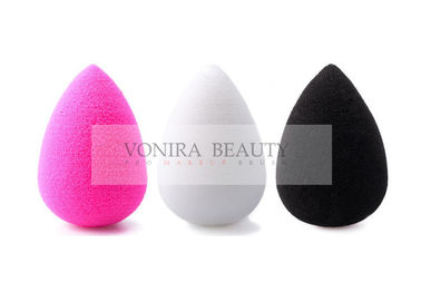 Latex Free Makeup Puff Sponge Set Cute Mini Teardrop Shape Makeup Blender Sponge