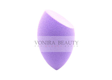 China Purple Makeup Artist Foundation Makeup Puff Sponge For A Perfect Buildable Coverage supplier