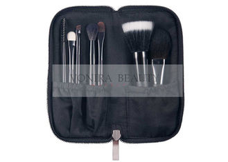 High Quality Travel Makeup Brush Set Magnetic Brush Case Soft Makeup Brushes