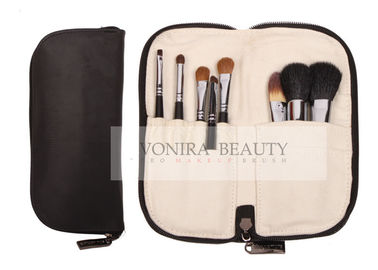 China Luxe 8PCS Travel Makeup Brush Set Private logo with Perfect Brush Holder supplier