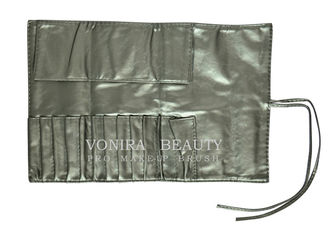 Portable Makeup Brush Roll Pouch Cosmetic Holder Case Stationery Bag