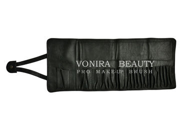 Professional Makeup Brushes Roll Up Pouch For Travel & Home Use Cosmetic Holder Tool 2 Sizes
