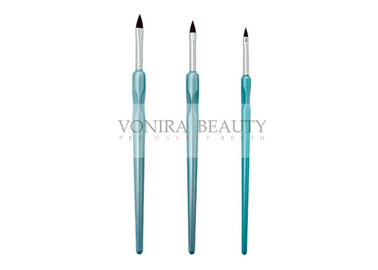 3Pcs Uv Gel Painting Drawing Acrylic Nail Art Brushes Pen Reusable