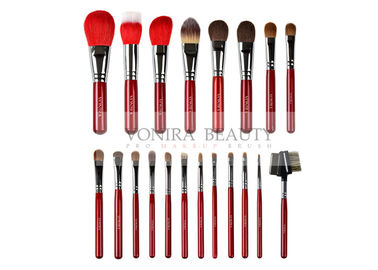 Luxury Handmade Crafted High End Makeup Brushes Natural Hair