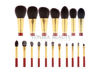 Superior Professional Makeup Brushes Private Label 18 Pieces Cosmetic Brush Set