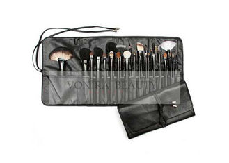 Artist Complete 27 Pieces Elite Makeup Brushes Collection Set With Foldable Brush Case