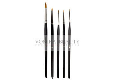 Synthetic Watercolor Body Paint Brushes Ultra Round Artist Face Brush