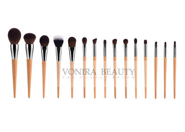 15Pcs Professional Makeup Brush Collection Kit / Beauty Professional Brush Set
