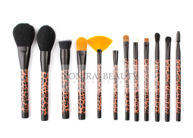 12PCS Stylish Private Label Professional Makeup Brushes Kit For Artist