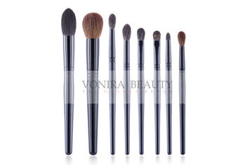 Professional 8 in 1 Natural Hair Makeup Brushes Eye Makeup Brush Set