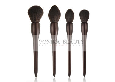 4 PCS Private Label Service Stylish Synthetic Makeup Brushes Face Set