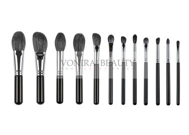 OEM Vogue Mixed Hair Natural Hair Makeup Brush Collection Cruelty Free