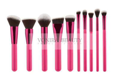 China Rarified Craftsmanship Synthetic Eyeshadow Brush , Beauty Brushes Set Soft And Dense Hair supplier