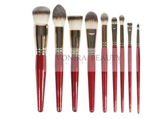 Precision Natural Synthetic Makeup Brushes Complete Beauty Tools