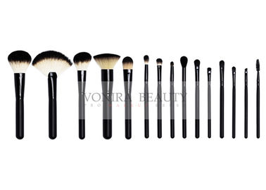 Luxury Shiny Black Middle Quality Makeup Brushes Beauty Kits