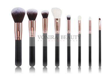 Superior Gentle Mass Level Makeup Brushes , Eye Makeup Brush Kit Submissive Taklon Hair
