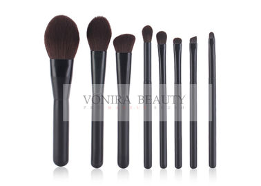 China 8 Pieces Synthetic Makeup Brushes , Synthetic Eyeshadow Brush With Soft BSF Bristle supplier