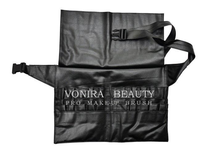 Pro Makeup Apron Waist Bag Artist Belt Strap Holder Toolbelt Black 3d6535a692a95
