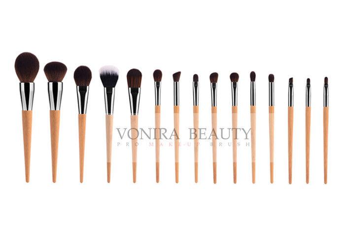 16f56ffcc96 15Pcs Professional Makeup Brush Collection Kit / Beauty Professional Brush  Set