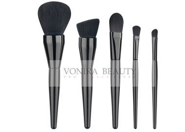 China Five PCS Synthetic Hair Makeup Brushes Private Label Service factory