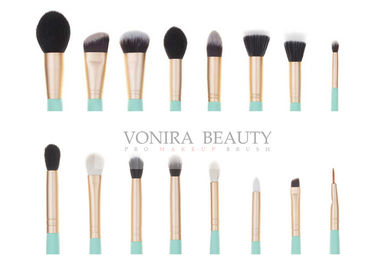 China Art Professional Private Label Makeup Brushes Soft Fine Animal Hair Cosmetic Brushes Kit factory