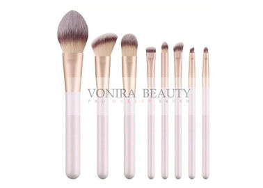 China Awesome Pearl Synthetic Makeup Brushes Simple Beauty Applicator factory