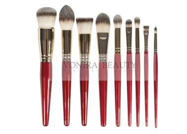 China Precision Amazing Natural Synthetic Hair Makeup Brushes Complete Beauty Tools factory